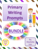 Primary Writing Prompts BUNDLE