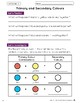Primary and Secondary Colours Lesson Plan Grade 1