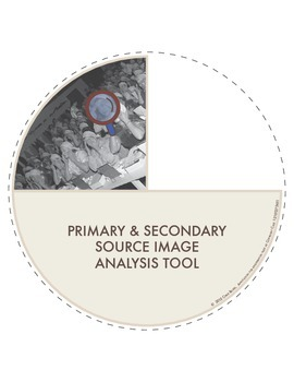 Primary and Secondary Source Image Analysis Tool