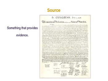 Primary and Secondary Source Notes PPT