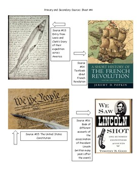 Primary and Secondary Sources Stations