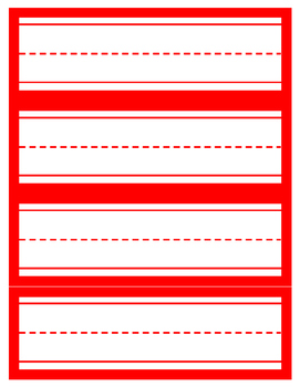 Primary color name tags (PDF)