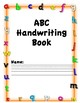 Printing and Handwriting Book