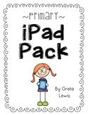 Primary iPad Resource Pack