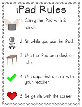 Primary iPad Resource Pack