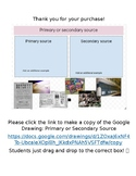 Primary or Secondary short sort for Google Drawings