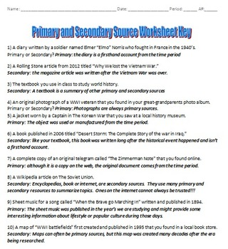a description of the difference between the primary and secondary sources A guide for identifying primary and secondary sources designed a secondary source is a description by a the difference between primary and secondary.