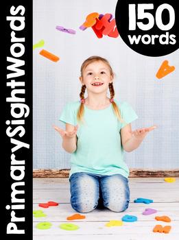 PrimarySightWords *FREE SAMPLE*