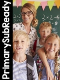PrimarySubReady: Substitute Plans and Curriculum