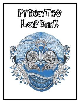 Primates Lap Book
