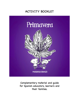 Primavera Activity Booklet
