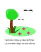 Primavera: Libro Ilustrado (Big Book)