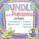 Primavera Bundle! (Spring-Themed Bundle)