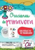 Primavera: Oraciones de Primavera Spanish