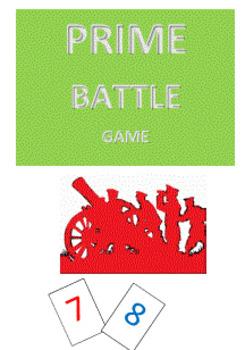 Prime Battle Game