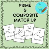 Prime & Composite Match Up