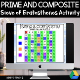 Prime and Composite Numbers Puzzle for Google Slides