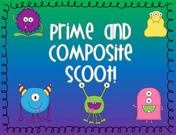 Prime Composite Scoot!
