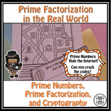 Prime Factorization Activity