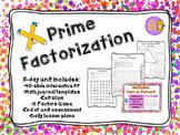 Prime Factorization
