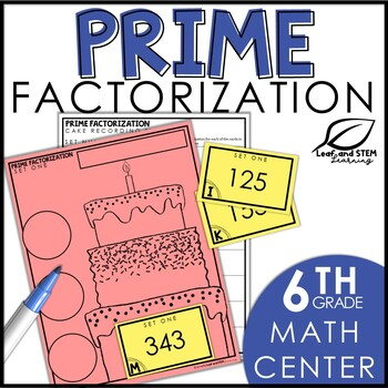 Prime Factorization Center | Division by Primes