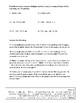 Prime Factorization & Factoring Trinomials Worksheets
