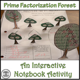 Prime Factorization for Interactive Notebooks