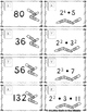 Prime Factorization ISN Notes, Task Cards, Exit Tickets  TEKS 6.7A