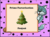 Prime Factorization - Math Project Based Learning