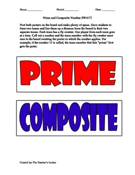 Prime Factorization Mini-Pack