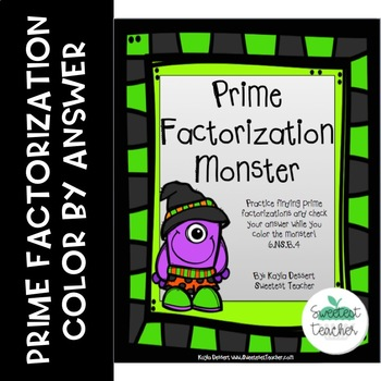 Prime Factorization Monster