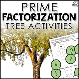Prime Factorization Trees Center