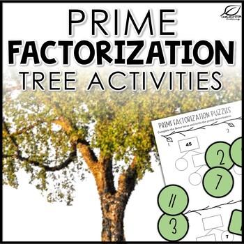 Prime Factorization Trees Center