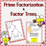 Prime Factorization and Factor Trees