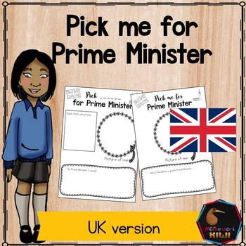 Prime Minister election activity - United Kingdom