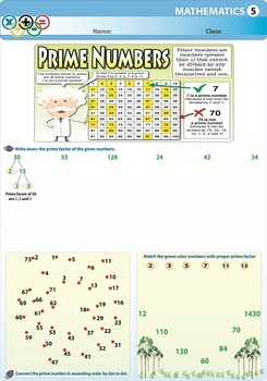 Prime Number ( Explanation and Activity)