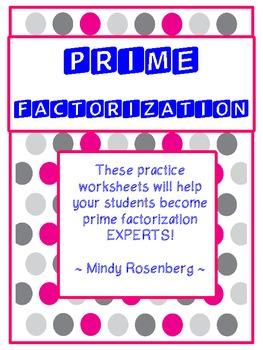 Prime Number Factorization