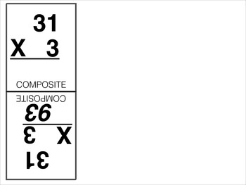 Prime Number Impostors! Flashcards