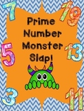 Prime Number Monster Slap It!