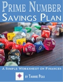 Prime Number Savings Plan