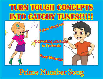 Prime Number song