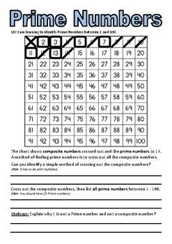 Prime Numbers Task