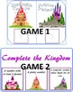 Prime Palace and Composite Castle Games