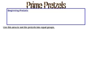 Prime Pretzels