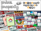 Prime Property Compound Interest Board Game