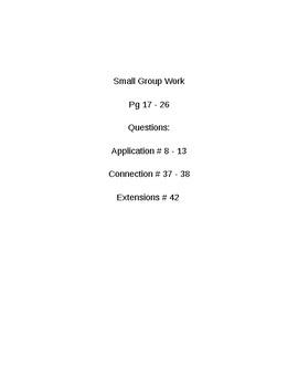 6th Grade CMP3 Lesson Plan - Prime Time 1.2 - Workshop Model