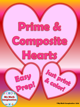 Prime and Composite Hearts