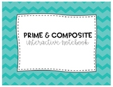 Prime and Composite Notes
