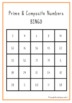 Prime and Composite Number Bingo