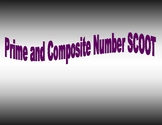 Prime and Composite Number SCOOT